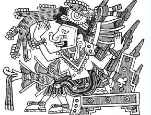 アガベの女神Mayahuelの物語