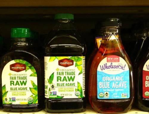 アメリカ市場ではRaw Agaveが好まれる